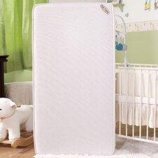 "Nature Plus I 2 in1 Breathe-Safe 5.75""-6.25"" Crib Mattress with Natural Coconut Fiber & Medical Grade Cover"