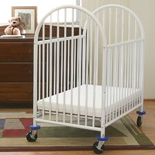 Deluxe Convertible Crib with Mattress