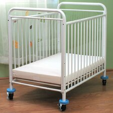 Condo Convertible Crib with Mattress