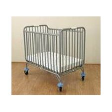 Deluxe Holiday Convertible Crib with Mattress