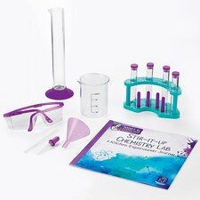 Nancy B'S Science Club Stir-It-Up Chemistry Lab and Kitchen Experiments Journal