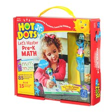 Hot Dots Jr Let'S Master Pre-K Math