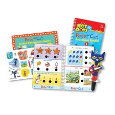 Hot Dots Jr Pete Cat Preschool Rocks Set