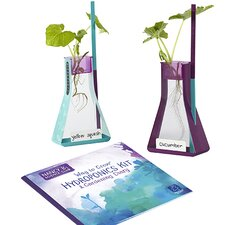 Nancy B'S Science Club Way To Grow Hydroponics Kit and Gardening Diary