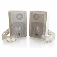 40W Wall and Ceiling Mount Speaker in Grey