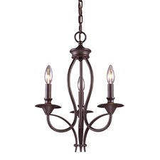 Medford 3 Light Chandelier