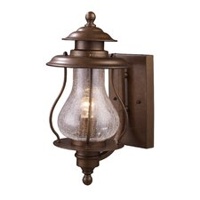 Wikshire 1 Light Outdoor Sconce