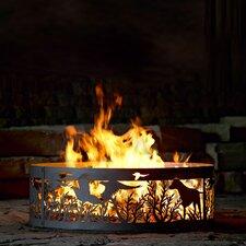 Dog N Pheasant Fire Ring