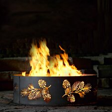 Pine and Bough Fire Ring