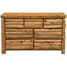 Premium Cedar 7 Drawer Dresser