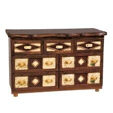 Value Cedar 7 Drawer Dresser