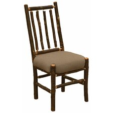 Hickory Bistro Upholstered Side Chair