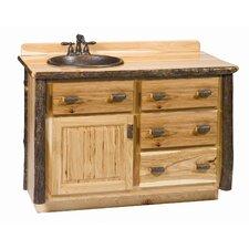 "Hickory 42"" Bathroom Vanity Base"
