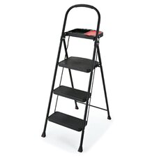 3-Step Steel Lightweight with 225 lb. Load Capacity
