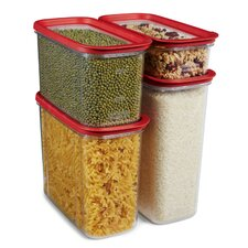 8 Piece Food Storage Container Set (Set of 2)