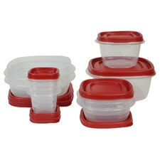 18 Piece Food Storage Container Set (Set of 2)