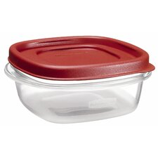 10 Oz. Square Easy Find Container