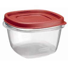 16 Oz. Square Easy Find Container