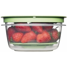 40 Oz. Square Produce Saver Food Storage Container