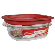 10 Oz. Premier Square Food Storage Container