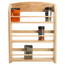 Scimitar 18 Jar Spice Wall Rack