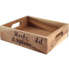 Baroque Herbs and Spices Crate