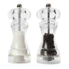 Capstan 2 Piece Salt and Pepper Set