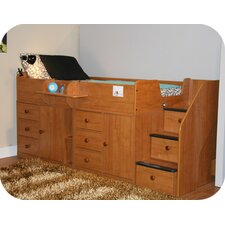 Sierra Captain Bed with Storage