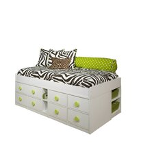 Sierra Jr Captain Bed with Storage