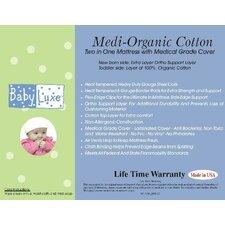 Medi-Organic Medical Grade 2 in 1 Mattress