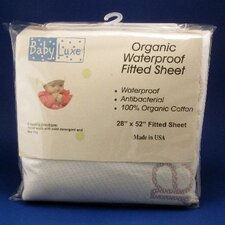 Waterproof Fitted Crib Sheet