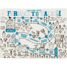 Farm to Table Placemat