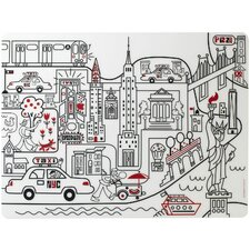 Kids New York Placemat