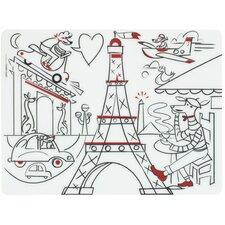 Kids Paris Daydream Placemat