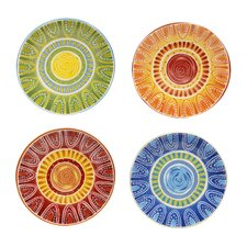 Tapas Dinner Plate (Set of 4)