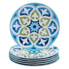 6 Piece Plate Set (Set of 6)