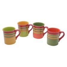 Hot Tamale 18 Oz. Mug (Set of 4)