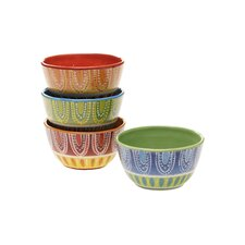 Tapas Ice Cream Bowl (Set of 4)