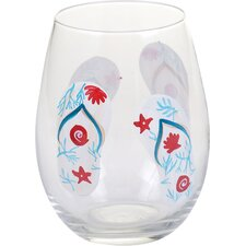 In The Moment 22 oz. Wine Glass (Set of 4)