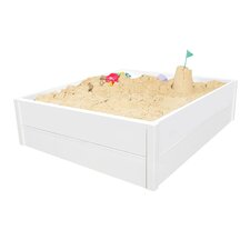 Raised 4 ft. Rectangular Sandbox