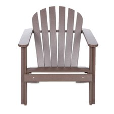 Cozy Adirondack Chair