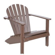 Cozy Adirondack Chair