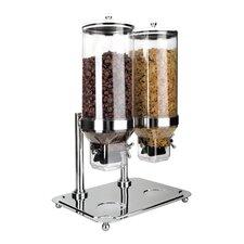 10 L Cerealienspender mit 2 Behältern