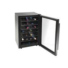 80W Thermo-Weinkühler elektrisch für 28 Flaschen