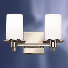 Modern 2 Light Vanity Light