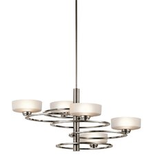 Aleeka 5 Light Chandelier