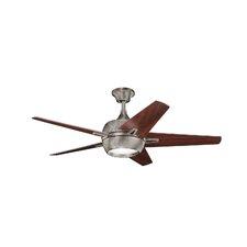 """52"""" Makoda 5 Blade Ceiling Fan"""