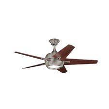 "52"" Makoda 5 Blade Ceiling Fan"