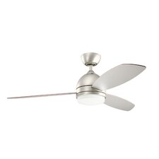 "52"" Vassar 3 Blade Ceiling Fan"