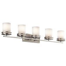 Hendrik 5 Light Bath Bar